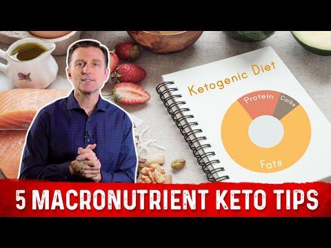 The 5 Keto Macronutrient Tips