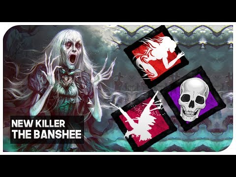Dead By Daylight - Weeping Dark Spotlight - Fan-Made Chapter! The Banshee (Eps 2)