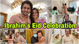 Eid Celebration at Shoaika House | Shoaib Ibrahim | Ibrahim Family | Eid Vlog