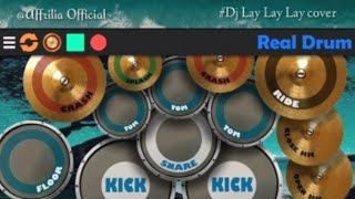 Download Mp3 Joker Lay Lay Lay - Dj Remix | Real Drum Cover