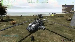 DayZ EPOCH — Танк, Ми-24, Плаваем на БРДМ, Ми-171