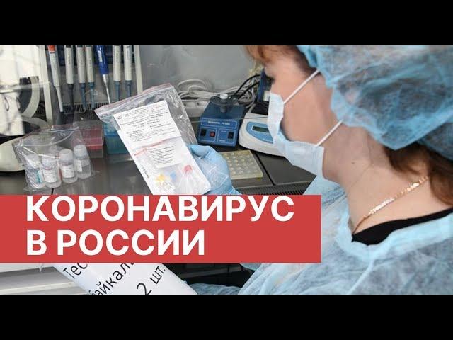 Коронавирус с России. Какие меры по борьбе с вирусом принимает Россия сегодня? Китайский вирус в РФ