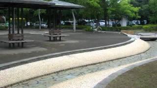 江戸川区清新町の小さな公園 - さざなみ公園 - 江戸川区時間