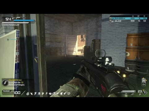 Ps4 Call of Duty Ghosts Widerstand Unendlich Online Game Play