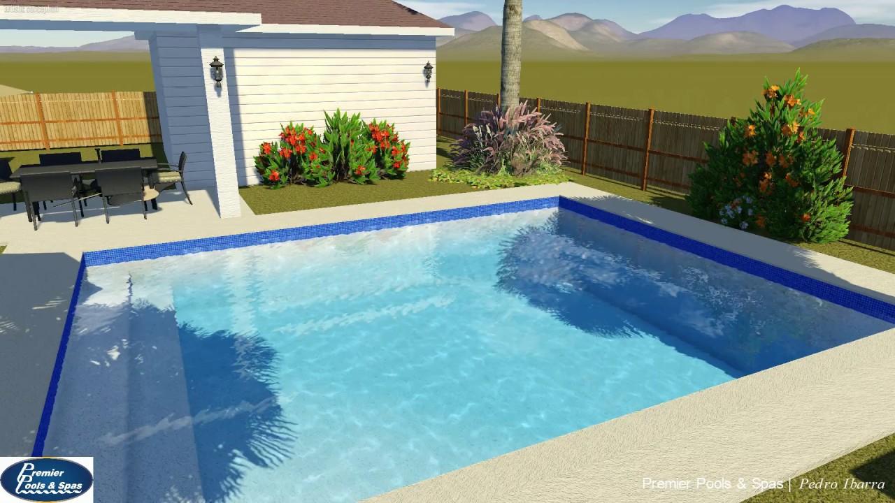 Pool Studio 3D Swimming Pool Design Alfonso Lenning YouTube