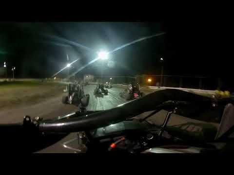 Gulf Coast Speedway A Feature 8/18/2018