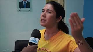 Carla Verlaine tramitação em torno do projeto do PCR da saúde dos servidores do município de Quixeré