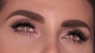 How to apply False Lashes for Beginners | Ali Andreea