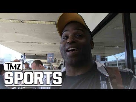 Ricky Williams Says Mike Ditka Is One of His BFFs, Still Lives By His Words   TMZ Sports