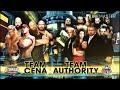 Team Cena Vs Team Authority SURVIVOR SERIES Full Match