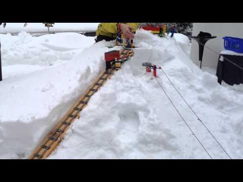lego ski lift instructions