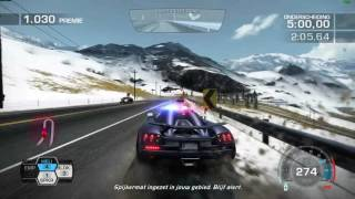 Need For Speed Hot Pursuit Police 47 Double Cross Interceptor