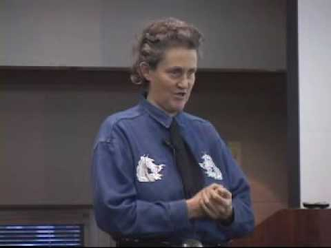 CSULB - Temple Grandin - Focus on Autism and Asperger's Syndrome