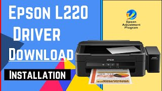 Gambar cover Epson L210 Driver | How to Install Printer & Scanner Driver