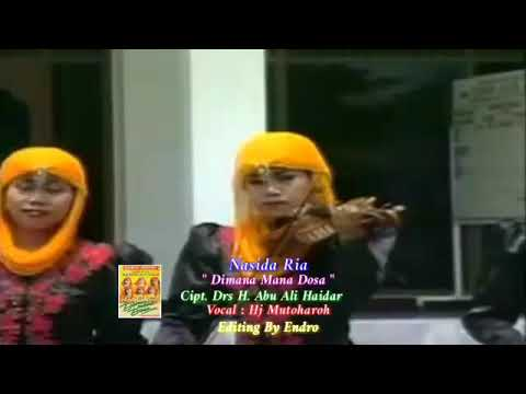 Instrumental - Diamana Mana Dosa ( Nasida Ria)(2)