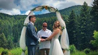Bozeman Wedding, Brianne & Tyler