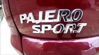 Review Mobil Bekas, Mitsubishi Pajero Sport Dakar 4X4 limited th 2012