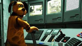 EL FINAL 7 DEFINITIVO: ¿¿EL PERRO NOS CONTROLA?? OMG - Duck Season (Horror Game)