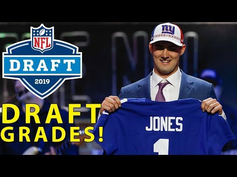 Every Team's 2019 NFL Draft Grade