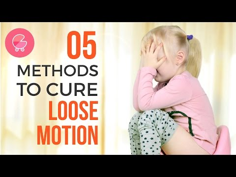 11 Tips & Natural Remedies to Cure Loose motion in Babies