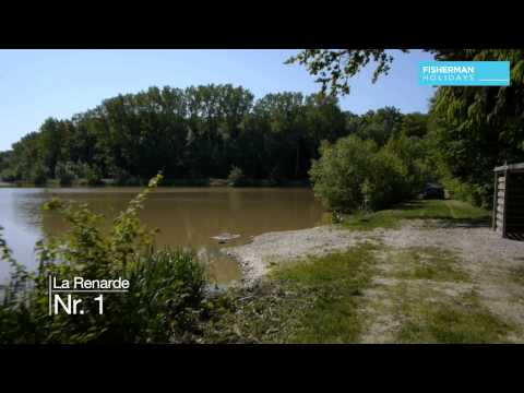 La Renarde, Carp Fishing in France - FishermanHolidays.com