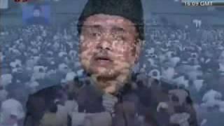 Kis Qadar Zahir Hai Noor - Jalsa Salana 2009 Poem