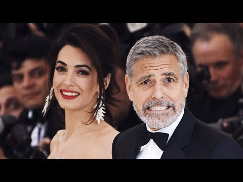 The Real Reason Why George Clooney Got Married To Amal  ⭐OSSA