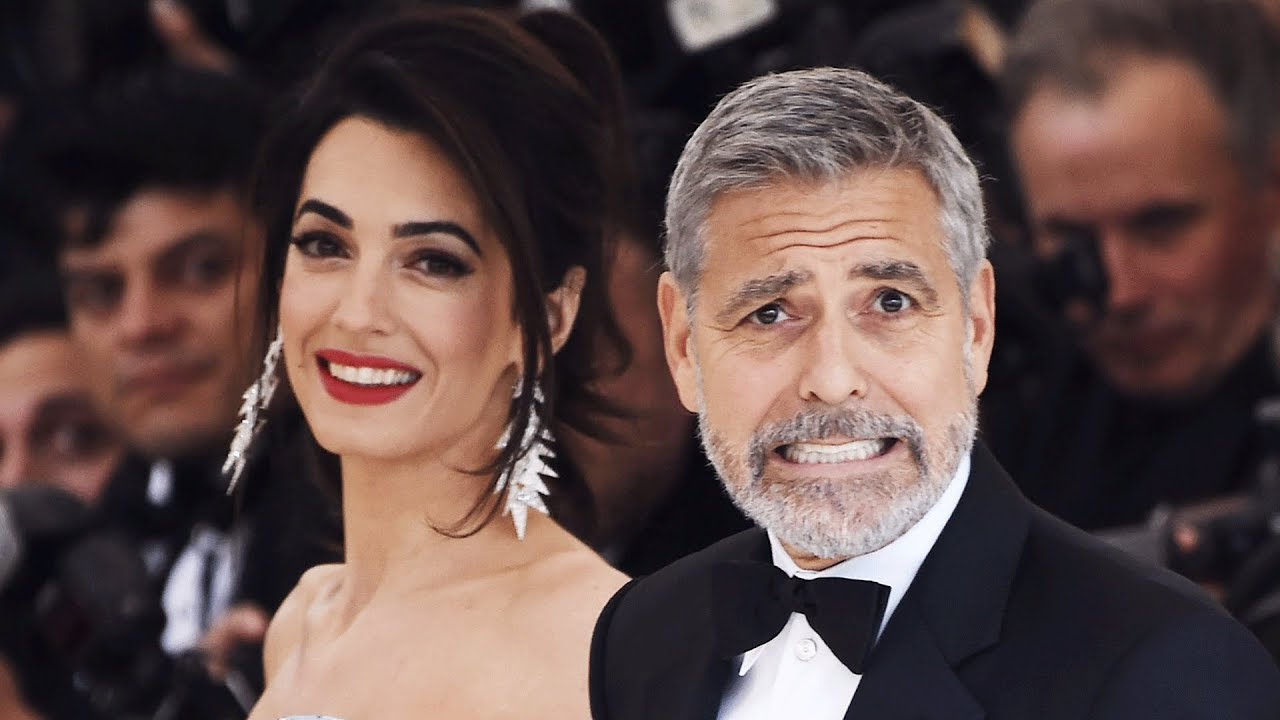 The Real Reason Why George Clooney Got Married To Amal         OSSA     The Real Reason Why George Clooney Got Married To Amal         OSSA