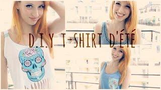 [ D.I.Y #1 ] : T-shirts d