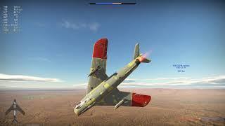 War Thunder 1.81 - Second Match