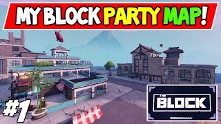 "*NEW* Postal Package Location! - Fortnite Block Party Entry! ""In The Making"" (Part 1)"