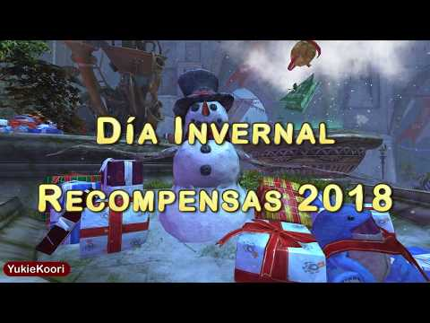 Guild Wars 2: Día Invernal - Recompensas 2018 thumbnail