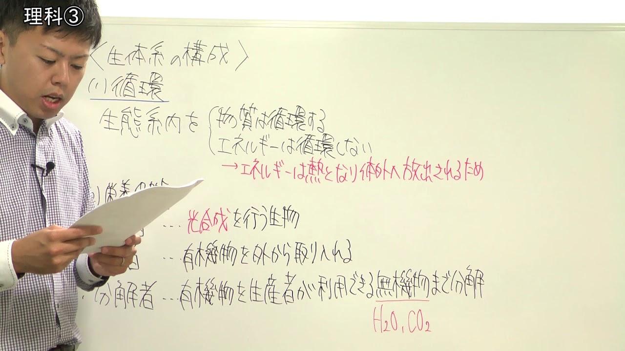 一般教養トレーニング 合格PASSPORT 講義動画【第12回】