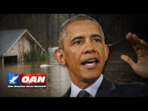 President Obama Continues Vacation as Floods Devastate Louisiana