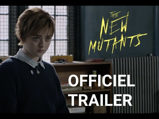 The New Mutants   Officiel HD Trailer #1   2019