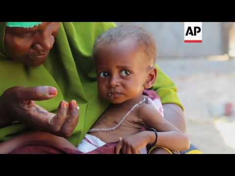 Somalia declares drought national disaster