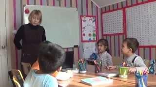 RUAH. Уроки с мисс Лилей. Дошкольники 4-5 лет.ПОЗНАНИЕ МИРА