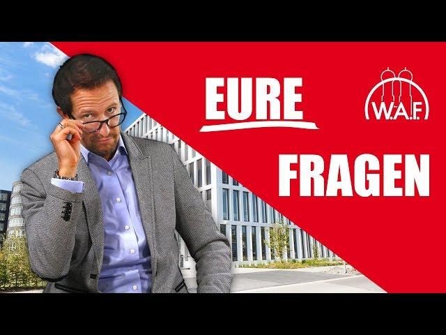 Hausverbot für den Gewerkschaftssekretär - Ein massiver Rechtsbruch?   #FragWAF