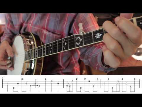 Beginning Bluegrass Banjo - Lesson 32 - How to play Foggy Mt Breakdown