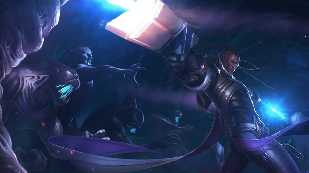 league of legends adc wallpaper hd