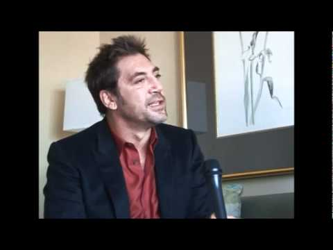 Javier Bardem speaking passionately about Acting in 'Biutiful'