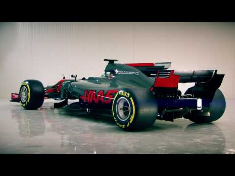 Haas F1 Team's 2017 Challenger: The VF-17
