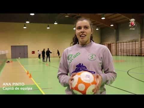 Antevisão Campeonato Nacional de Futsal Sénior Feminino (RC Penaguião vs Santa Luzia FC)
