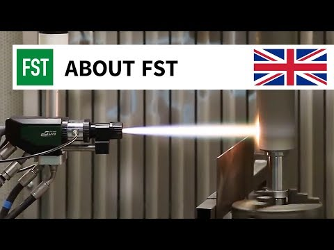 English - FST Flame Spray Technologies company introduction video