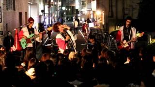 フラチナリズム京王八王子駅前イルミネーション2014点灯式LIVE03 アンコ...