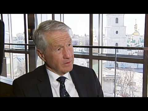 Exclusive Interview: Ukraine Today talks to Council of Europe Secretary Thorbjørn Jagland