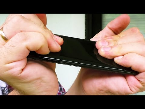 Samsung Galaxy S8 Sağlamlık Testi (Büktük, Çizdik! Acımadık!)