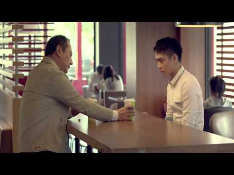 Quảng cáo cà phê đồng tính gây sốt của McDonald's Đài Loan