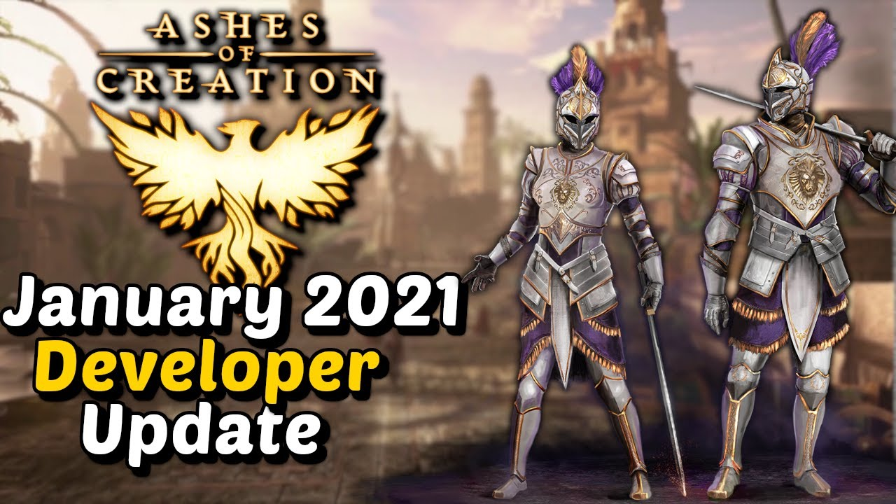Ashes of Creation Expected Release Date and Alpha Sign Up Process