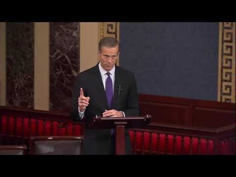 Thune Previews Commerce Agenda